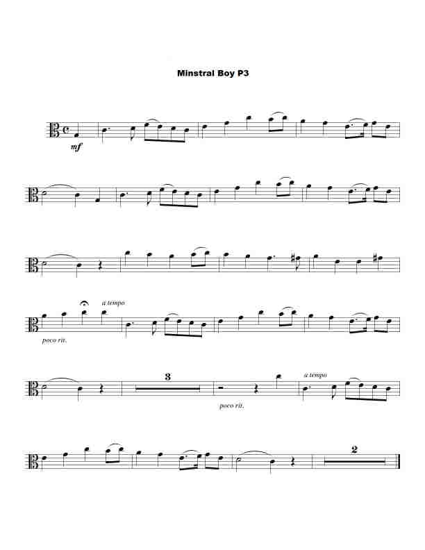 SHEET-MUSIC | Violaman com