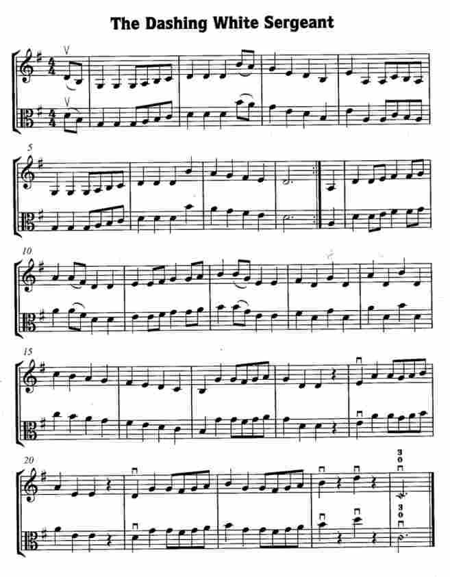 Sheet Music Violamancom